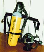Дыхательный аппарат SPIRATOM KIT AIR 5000